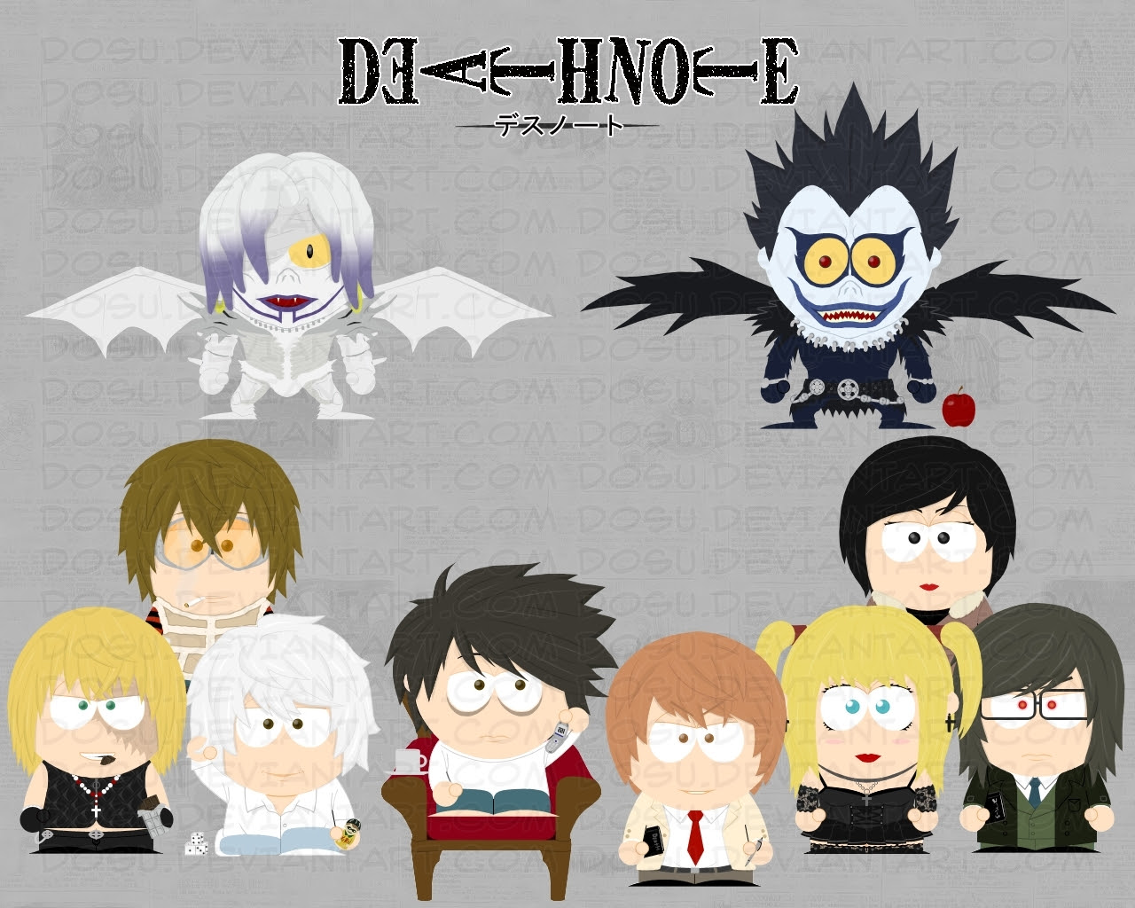 Death Note S P Death Note デスノート 壁紙 13931226 ファンポップ