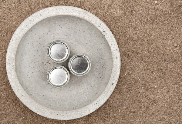 How to: Make a DIY Modern Concrete Fire Pit from Scratch | Mighty ...
