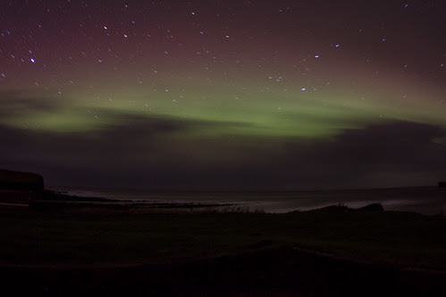 Orkney Northern Lights