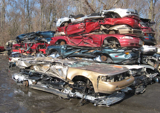 Eastside salvage yard cleanup nears completion -