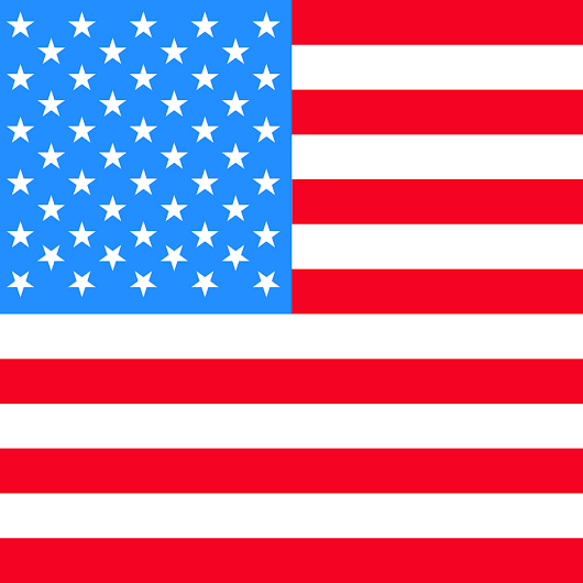 USA Filter for your profile pictures, photos, and Facebook profile pictures. Show love for The United States of America and the US Flag with Red, White, and Blue!!