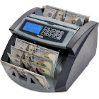 Cassida 5520 UV/MG Currency Counter with Ultraviolet and Magnetic Sensor, Gray