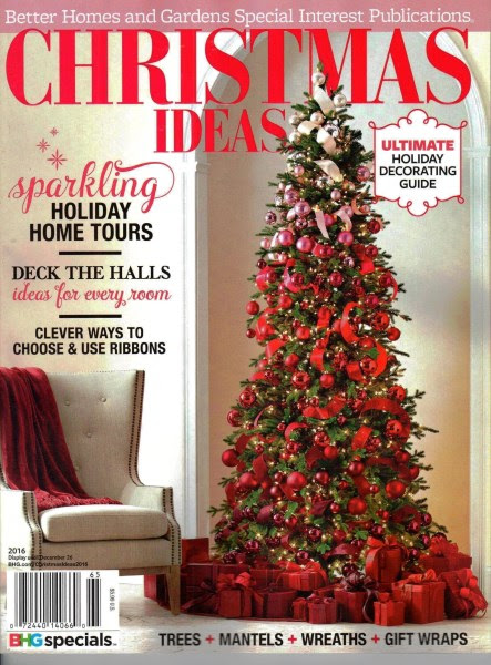Christmas Ideas 2016 Better Homes Gardens Special Interest