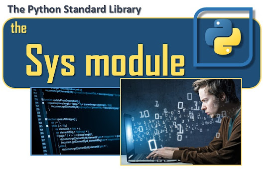 The Python Standard Library – sys module