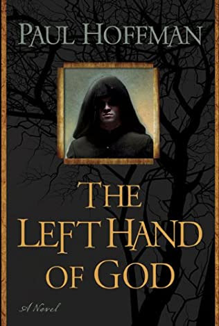 book cover of   The Left Hand of God