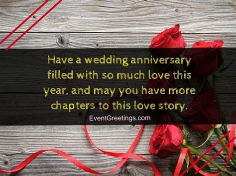 60 Best Happy Wedding Anniversary Wishes To a Couple