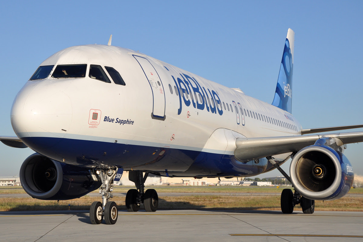 JetBlue Is Giving Away 1000 Free Flights To People Who Owe
