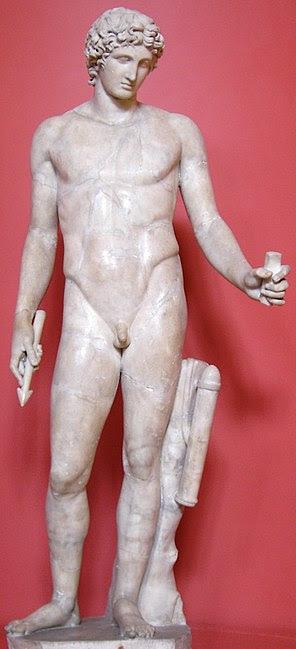 Der Sonnengott, Zeuge des Pilatus (WikiCommons)
