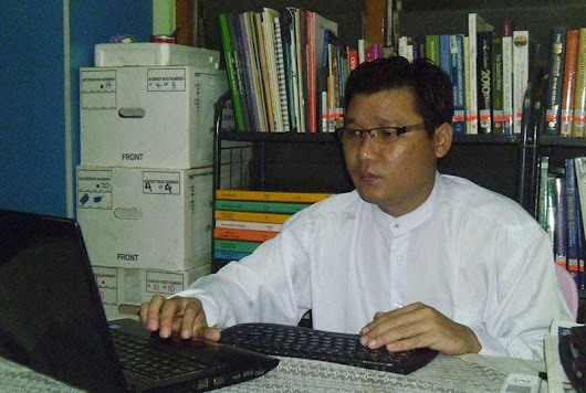 Myo Yan Naung Thaung from Bayda Institute arrested under section 66(d) of Communications Law