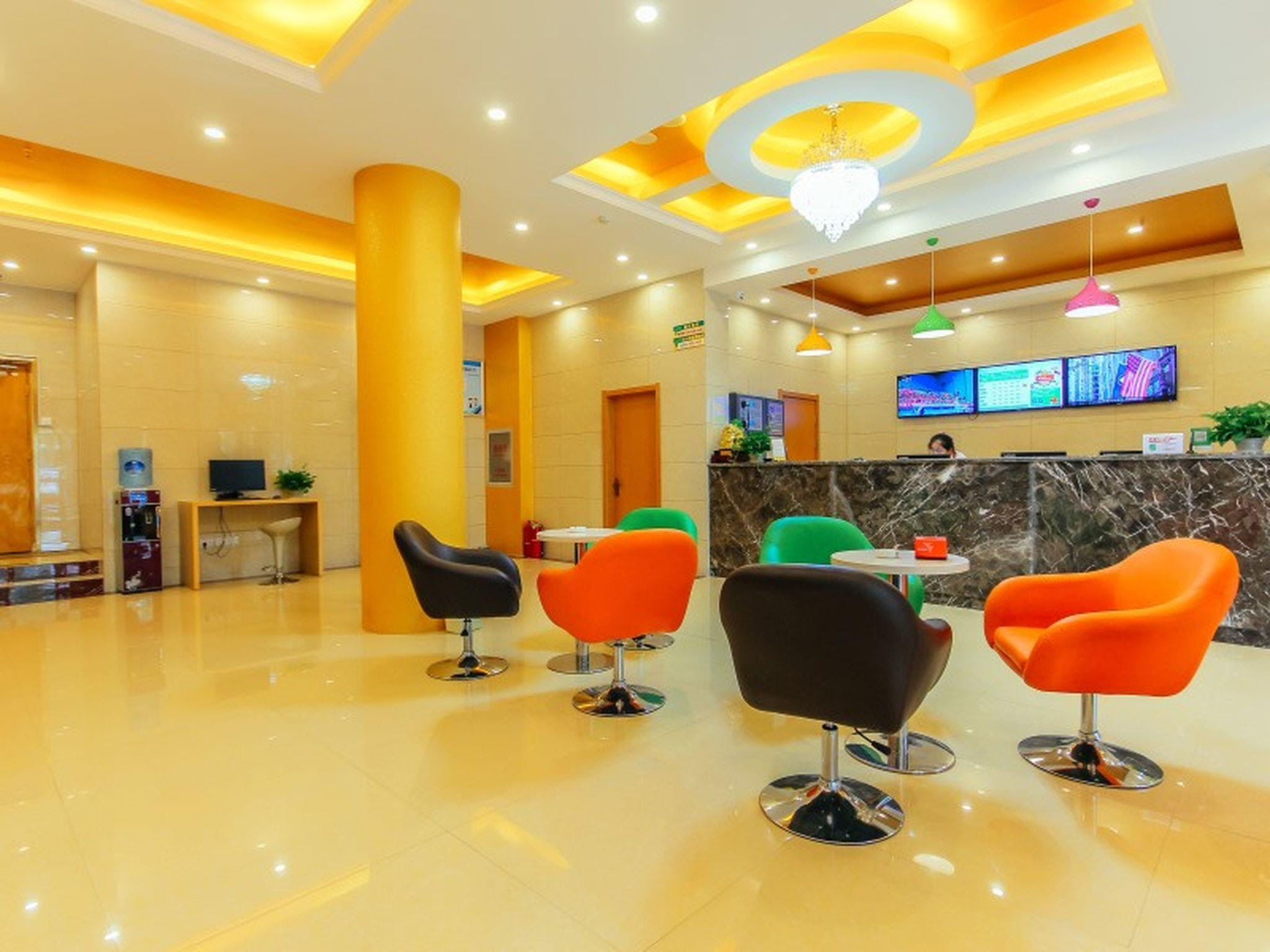 Review GreenTree Inn Zhengzhou Zhongyuan District Huaihe Road Tongbai Road Metro Station Shell Hotel