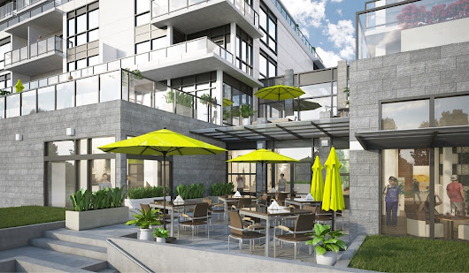 Planning an active intergenerational Continuum of Lifestyles retirement residence on the Cambie Corridor - dHz Media