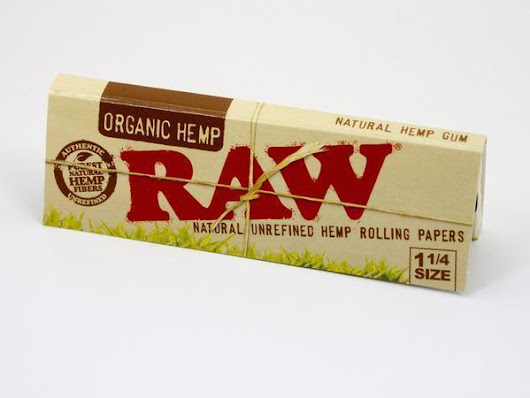 Review of Hemp Rolling Papers for Cannabis Flowers