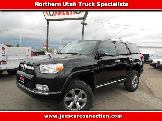 Used 2013 Toyota 4Runner for Sale in Roy UT 84067 Joe's Car Connection