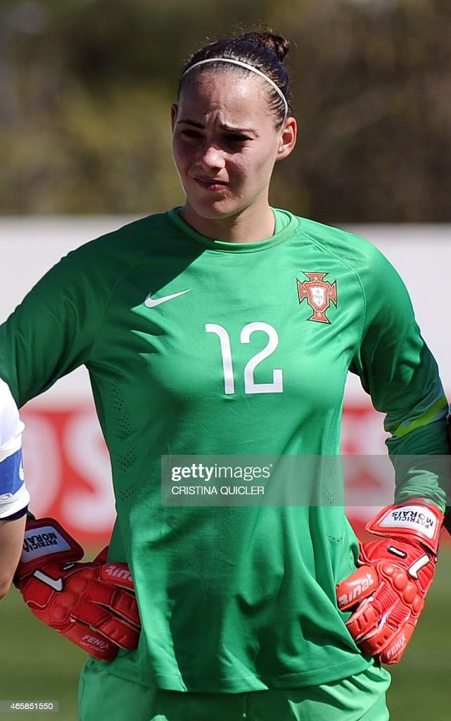 Image result for photo patricia morais portugal keeper