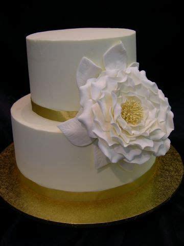2 tier smooth buttercream   Heidelberg Cakes