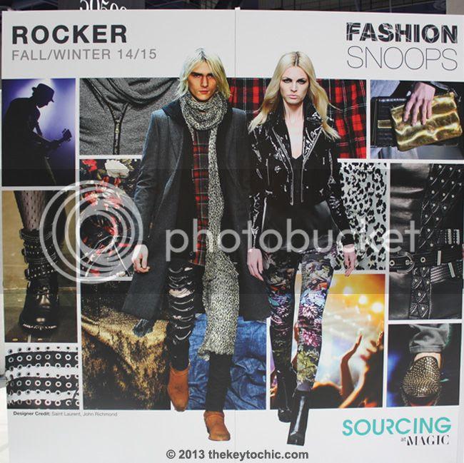 fall 2014 winter 2015 rocker fashion trend