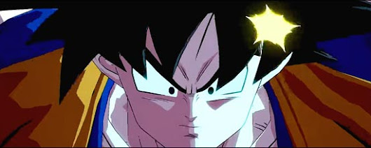This might be the most creative combo in Dragon Ball FighterZ that we've seen and it utilizes Base Form Goku's charged Spirit Bomb mid-combo