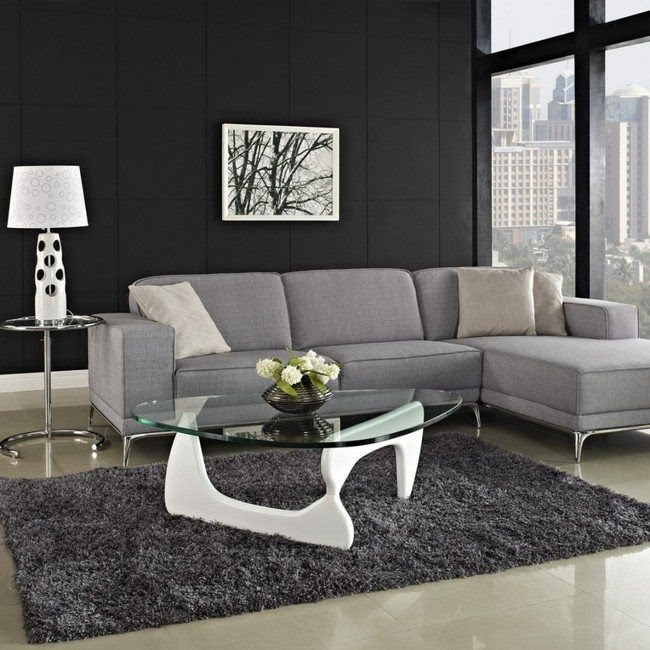Grey Carpet Designs For Living Room