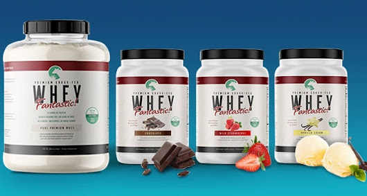 FREE Sample of Whey Fantastic Protein Shake - Free Samples Hub