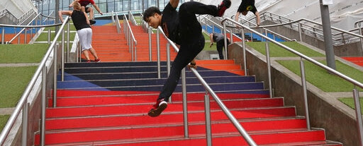 First Parkour World Championships Postponed Again In Japan