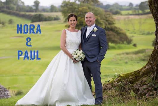 Nora and Paul,Castle Dargan