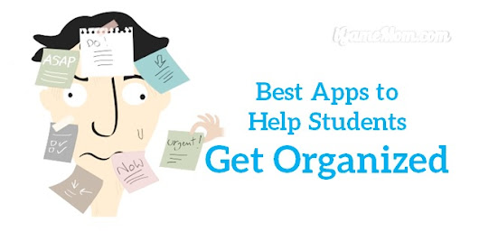 Apps to Help Students Get Organized | iGameMom
