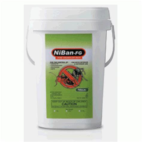 Buy Niban Fine Granular Bait   4 Lbs to Get Rid of Pests at $42.9   Pestmall