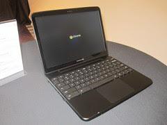 Samsung Chromebook Series 5 Startup