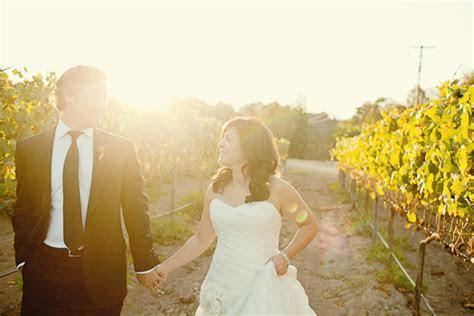 {Real Wedding} Ashley & Craig: Foodie & Wine Enthusiast