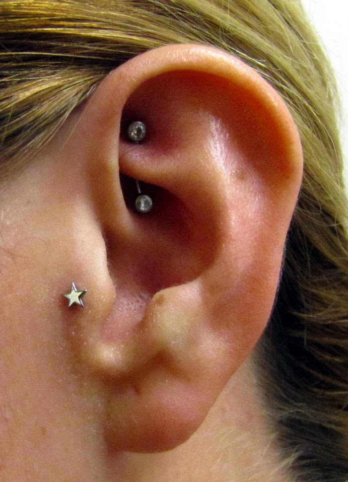 Rook Piercing Care Healing Pain Jewelry Price Pictures Body