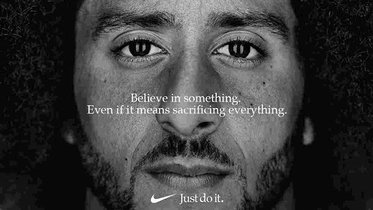 Nike, Colin Kaepernick & The Right Wing | myBLOG-Online