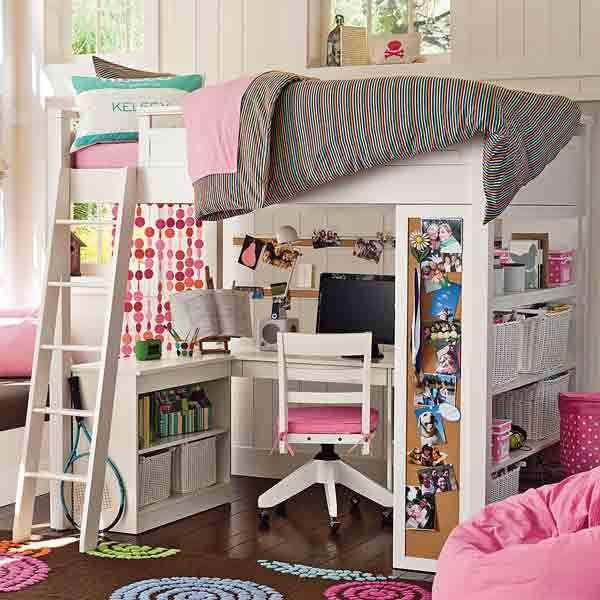 Small Bedroom Furniture Ideas