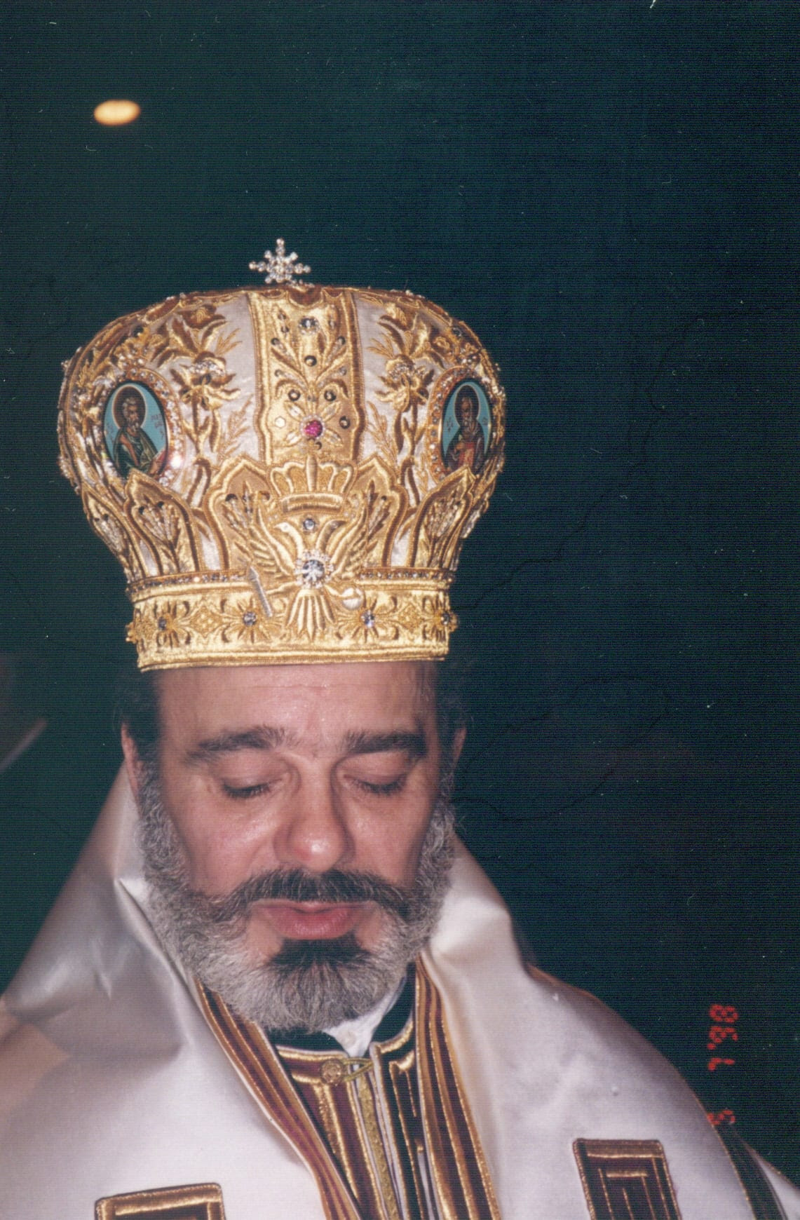 ΣΠΥΡΙΔΩΝ, π. Αρχιεπίσκοπος Αμερικής (1996-1999)