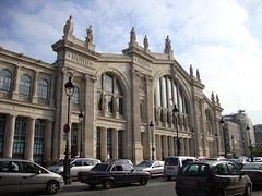 gare du nord eurostar