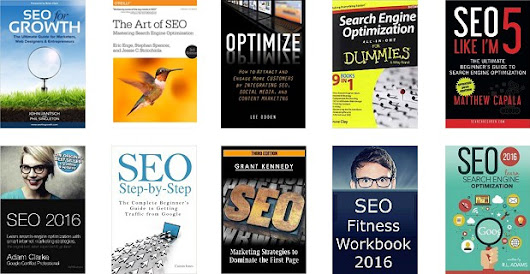 The Best SEO Books 2016 | Search Engine Optimzation Book Reviews