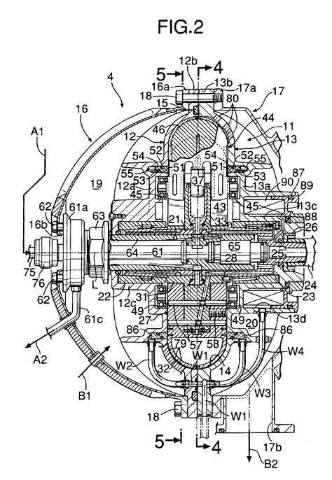 Patent US6910333 - Rankine cycle device of internal