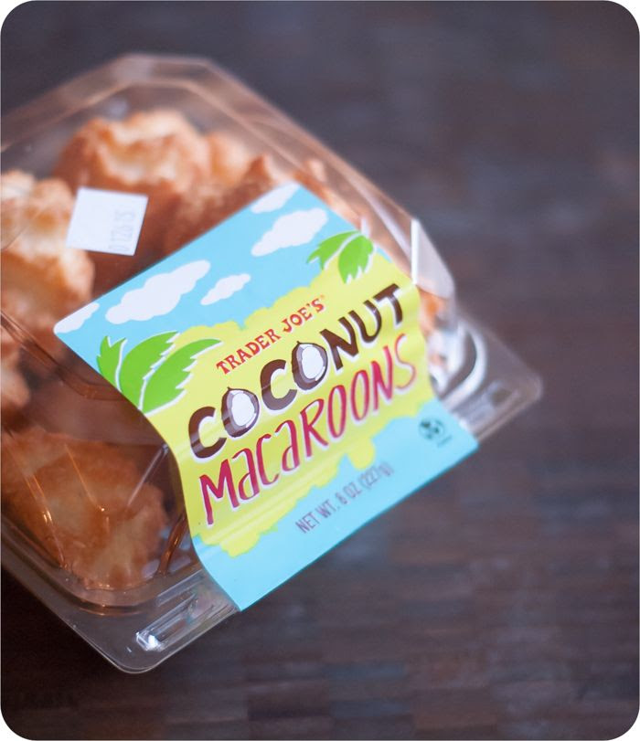 Trader Joe's Coconut Macaroons review