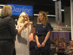 CHA Day 2! Tori Spelling! 9