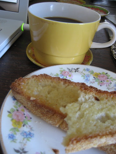 toast+coffee