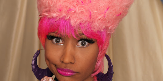 The Real Reason Nicki Minaj Has Gone For A More 'Natural' Look
