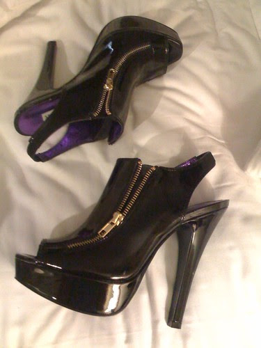 My hot new Steve Madden shoes