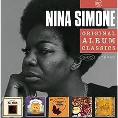 Nina Simone Original Album Classics cover