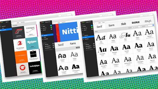 Fontstand Could Become The Netflix Of Fonts
