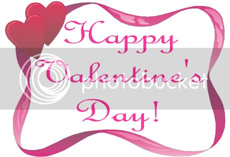Valentines Day Ribbon