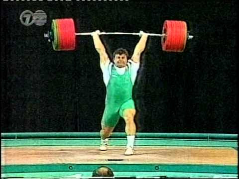 Stefan Botev 250kg Clean and Jerk