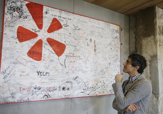 Yelp stock dives on report that plans to find buyer are postponed