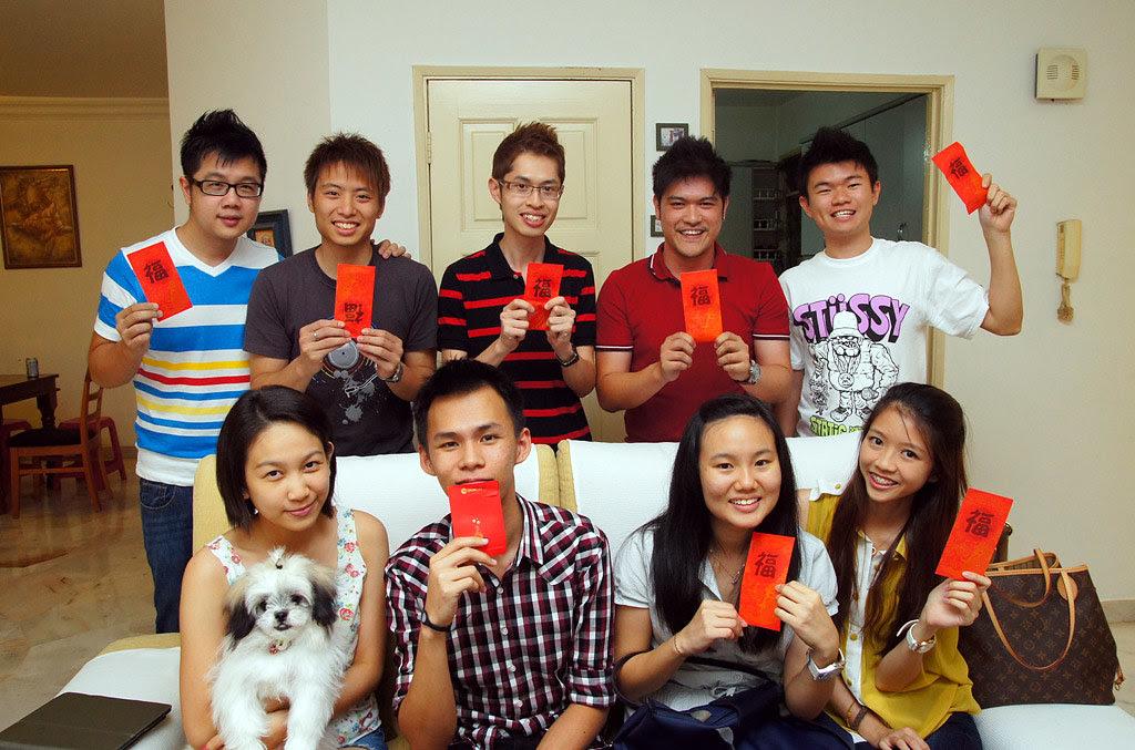 bryan CNY house visit by ewin