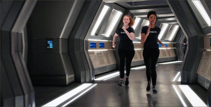 DSC, Discovery, Intervista, TG TREK Star Trek News Novità Notizie