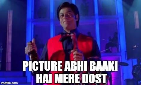 Picture Abhi Baaki Hai Mere Dost Dialogue Lyrics - PictureMeta