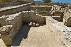 Ανασκάφηκε το Παλάτι του αρχαίου Ιδαλίου στην Κύπρο
